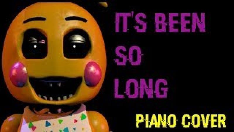Новая рубрика: FNAF piano №1