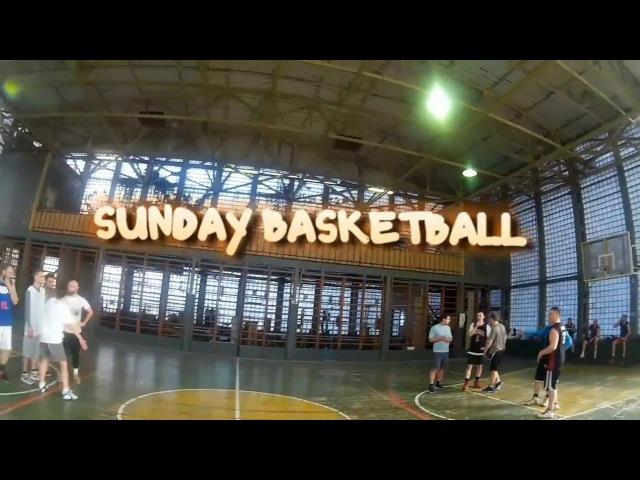 Sunday basketball 5