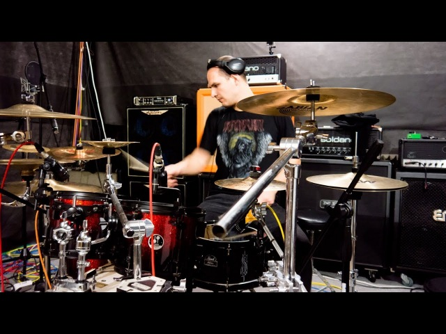 Deadheaven - Запись барабанов для нового альбома