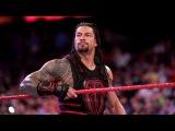 Roman Reigns' promo last night was NOT in the script WWE News