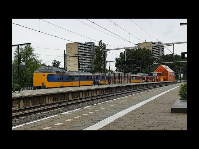 2x ICMm komt door station Den Haag Moerwijk