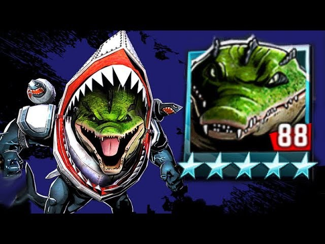 Teenage Mutant Ninja Turtles Legends - LEATHERHEAD PLATINUM IN TOURNAMENT [TMNT LEGENDS UPDATE X]