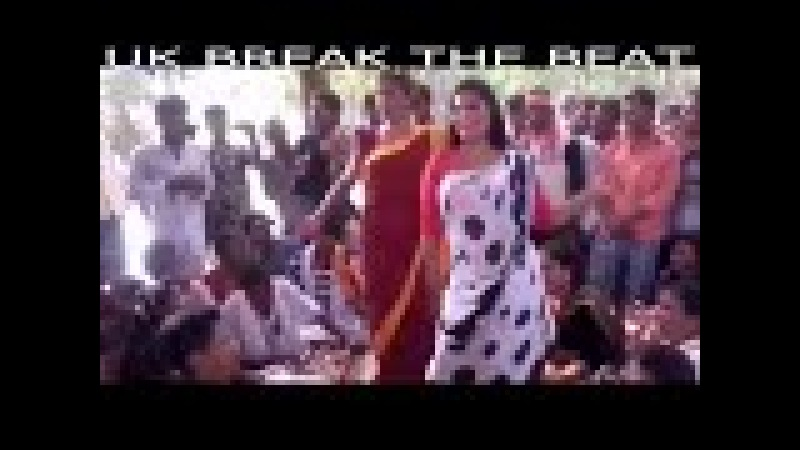 Hot Unbelievable Shemale, Hijra, Kiner, Kinner Dance, One in White Saree N 2nd Black Dot Saree