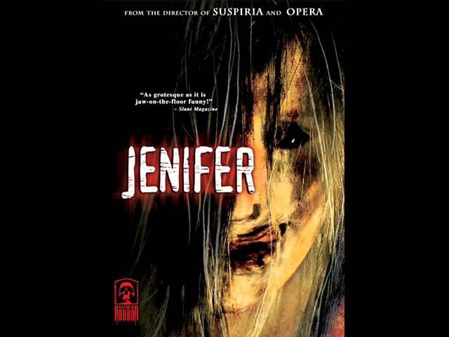 Jenifer medley (Masters of Horror) - Claudio Simonetti - 2005