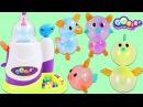 Oonies Starter Pack DIY Cute Bubble Balloon Animals Maker Playset!