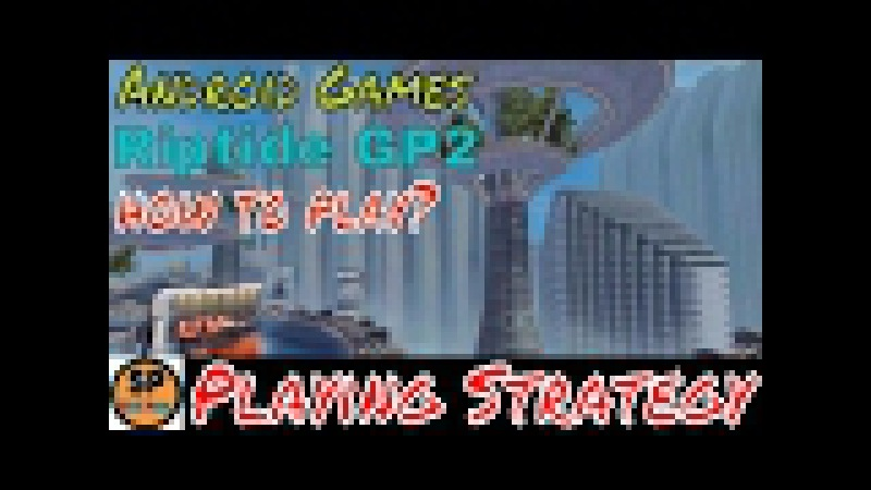 Riptide GP2 Game   Playing Strategy   Android Racing Games