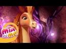 Мия и Я   1 сезон 9&10 серия - Эльфы и драконы | Мультики для детей про единорогов