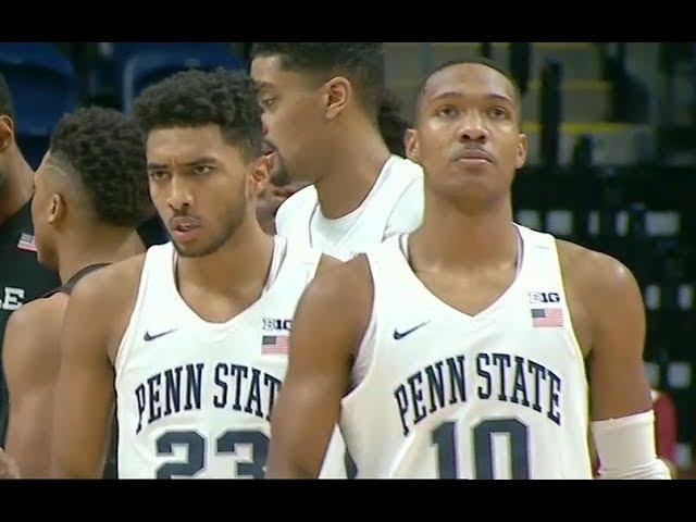 Temple vs Penn State Basketball 2018 NIT Tournament - 1st Round