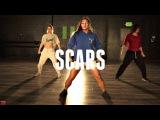 Basement jaxx - Scars - Choreography by Cameron Lee - #TMillyTV