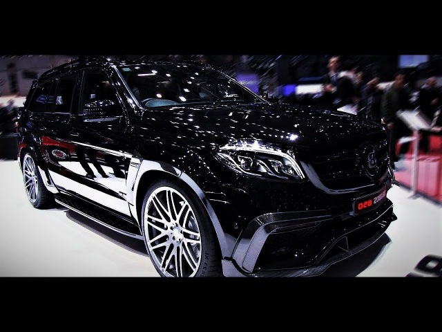 NEW 2018 - Mercedes Benz GLS Class GLS 63 AMG - Exterior and Interior