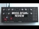 Moog DFAM Review