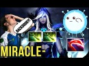 Miracle- Drow Ranger Backdoor Can't Stop Me 2x Butterfly Combo with IO Desolator - Dota 2