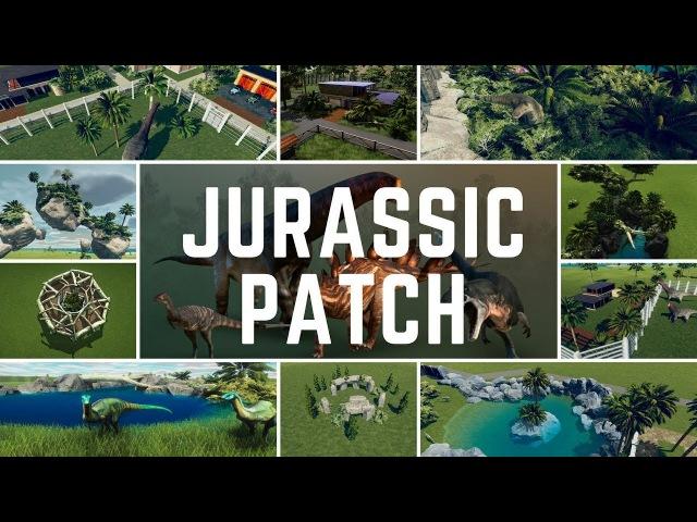 Prehistoric Kingdom (Pre-Alpha v.0.1.4.0) - Jurassic Patch