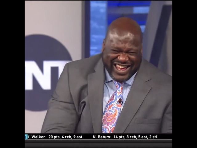 Chuck and Shaq react to Chris Paul, James Harden, Trevor Ariza, and Gerald Green pushing into the Clippers locker room looking to confront Blake Griffin and Austin Rivers.