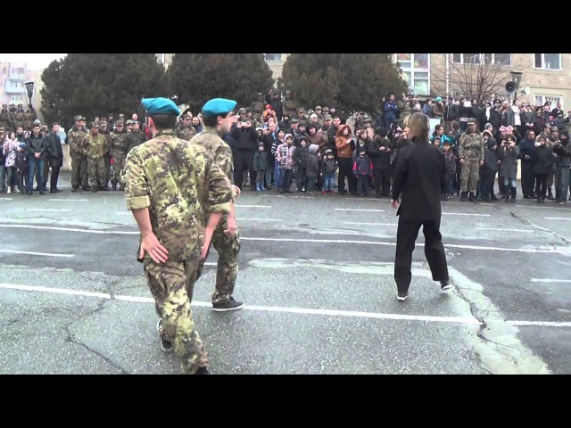 Armenian Wing Tsun (Винг Чун), Special Forces (Спецназ), 05.12.2014