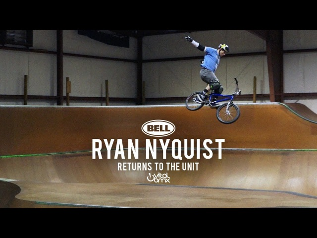 Ryan Nyquist Returns to The Unit