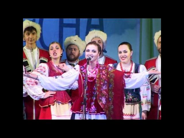 Ольга Коняхина Кубанский хор - Выйде Грицю