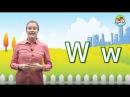 Phonics Step 1 | Alphabet | Lesson 11 (Uu, Vv, Ww)