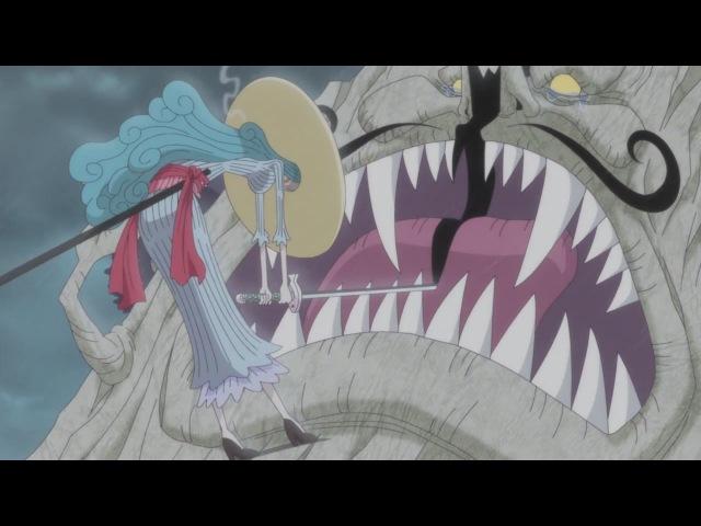 One Piece 811 [двухголосная озвучка Ruslana GreySun] Ван Пис / Большой Куш [AniPlay.TV]