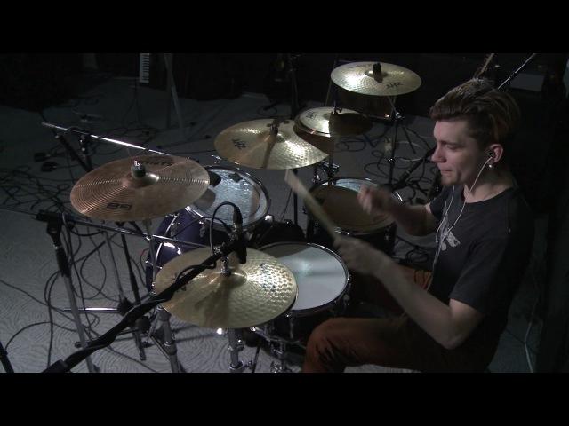 Eluveitie - Gray Sublime Archon (Drum Cover)