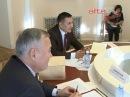 Евгений Куйвашев поздравил нового генконсула Киргизии с назначением на должность
