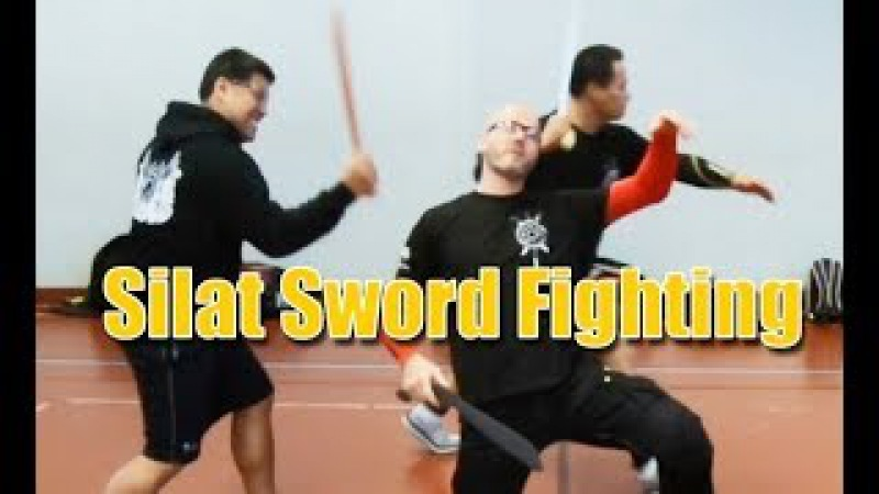 Silat Suffian Bela Diri Malay Machete Sword Fighting