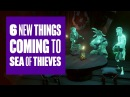 6 new things coming to Sea of Thieves that weren't in the Beta