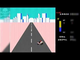 [Famiclone-50HZ]LA35 Zippy Race - Gameplay