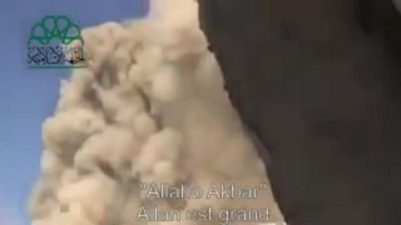 DAlep à la Ghouta lhistoire se repete ...