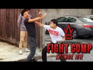 WSHH Fight Comp Episode 101!