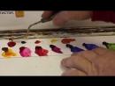 масляные краски о мертвом слое