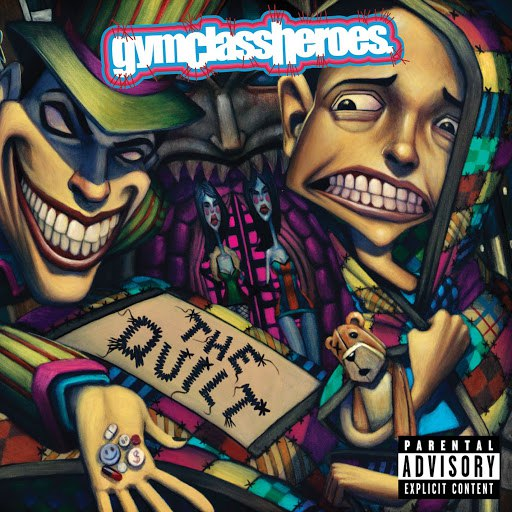 Gym Class Heroes альбом The Quilt