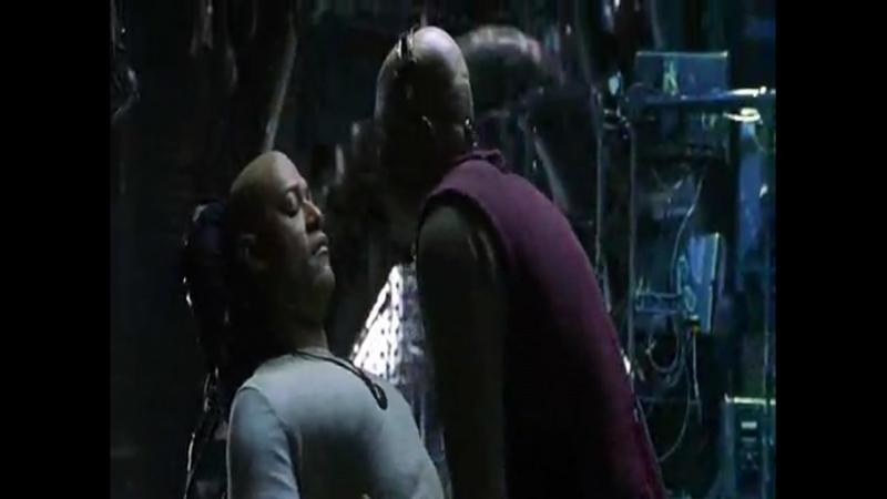 Матрица - Рейгар умер! Нео и Тринити спасены!(roleplay_for_the_movie_matrix)