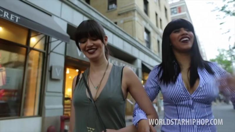 CashFlow Harlem Ladies Vs. Thots (Starring Cardi B) (WSHH Exclusive - Official Music Video).mp4