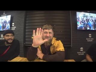 Рамзан Кадыров наехал на блогера ШОК!