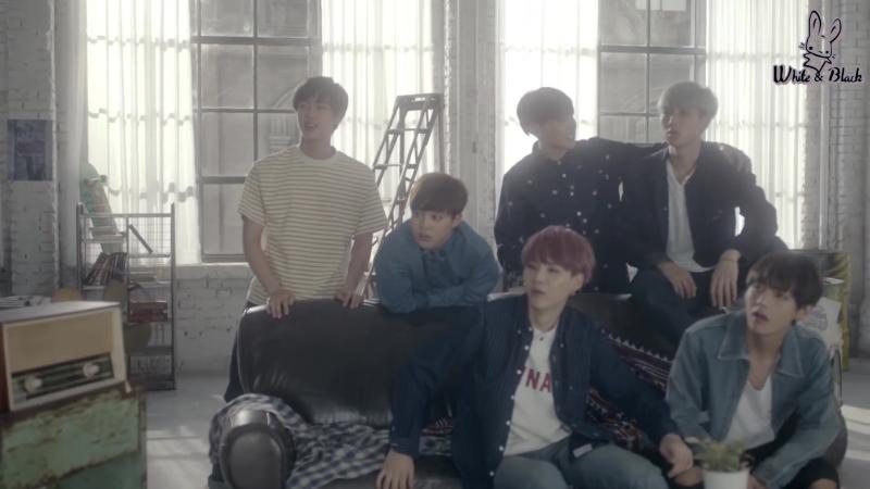BTS - For You [русс. субкараокекириллизация]