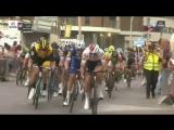 Giro dItalia  5/5/18  Haifa - Tel Aviv Finale - Elia Viviani wins Stage 2