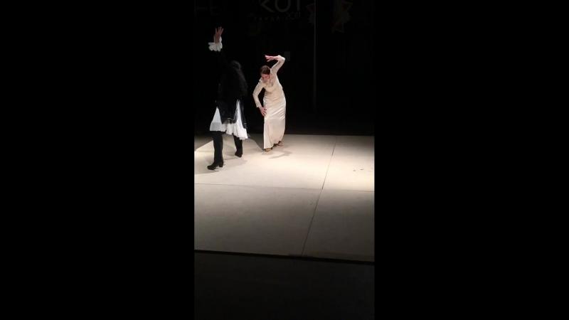 VI Фестиваль фламенко Светлана Киселева и Наталья Гаранина