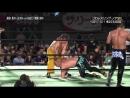 Akitoshi Saito Maybach Taniguchi Shiro Koshinaka vs LEONA Mitsuya Nagai Tatsumi Fujinami NOAH The Great Voyage 2017