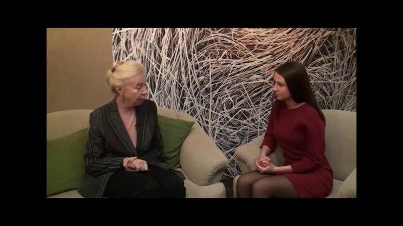 Врач аллерголог иммунолог клиники Персона Детство Литовская Анна Владимировна Интервью с доктором