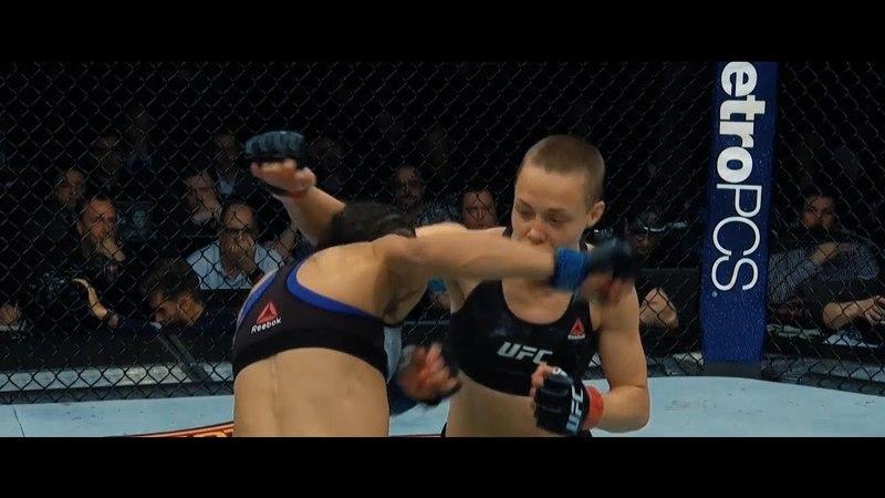 Namajunas vs Jedrzejczyk   UFC 223   HighLIght MMA