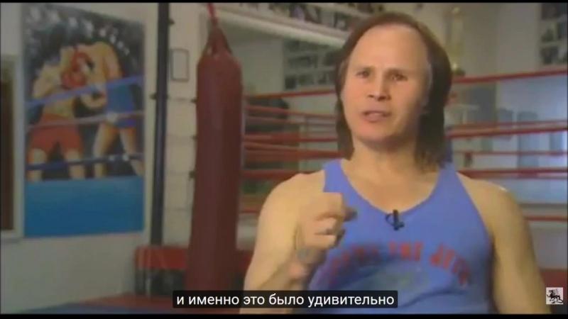 Бенни Уркидез, старое интервью (субтитры)