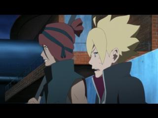 Boruto - Naruto Next Generations / Боруто - новое поколение Наруто - 27 серия (Озвучка - Ban)