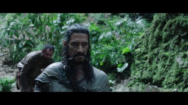 Золото (2017). Схватка между конкистадорами