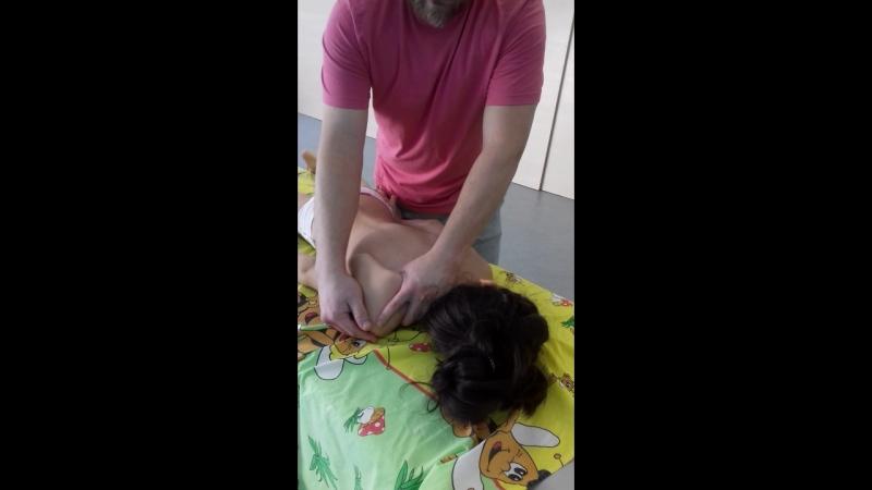 Константин Соломко. массаж