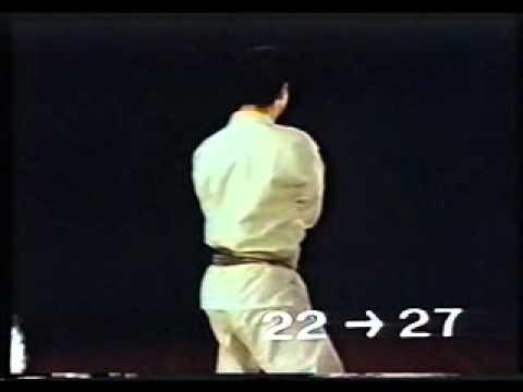 Heian Yondan JKA - Osaka Sensei