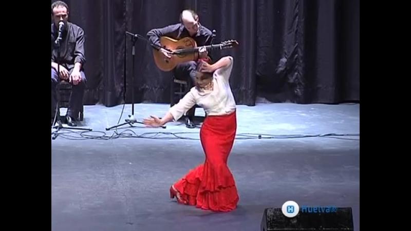 Alegrías programa Huelva TV concurso flamenco