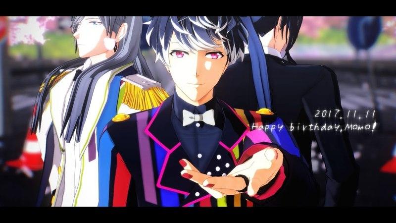 【MMDアイナナ】 ヒバナ 【新旧Revale】