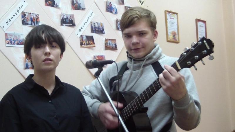 Мой рок-н-ролл исп.Варвара Чернова и Николай Рахмуллин