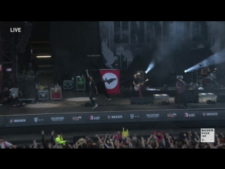 Hollywood Undead - Live at Rock am Ring 2018 by SCNFDM
